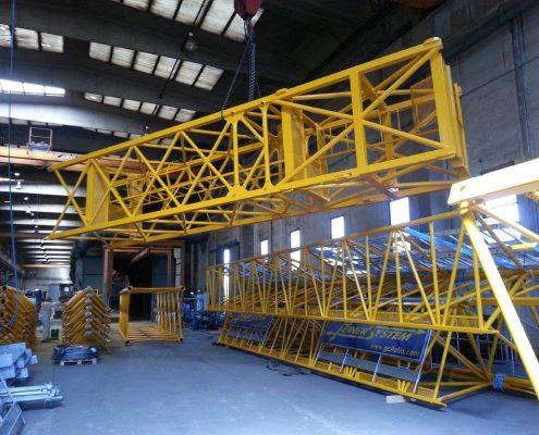 elemento di torre gc italia produttore peiner system